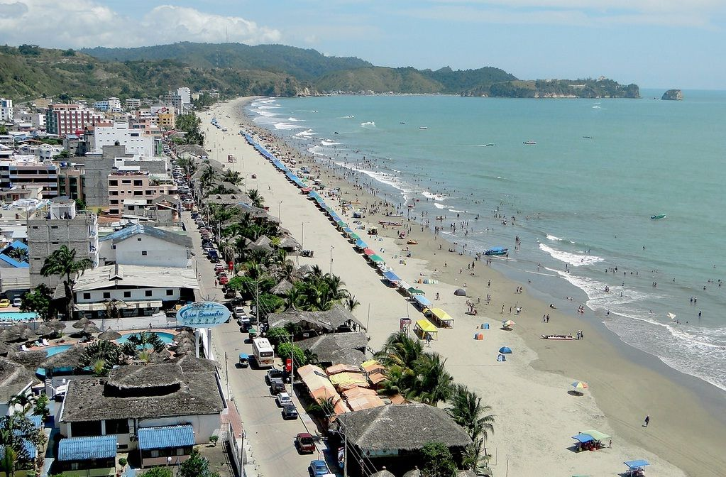 Atacames Beach, Esmeraldas - Ecuador Beaches – Top 16 Beaches and Where to Stay