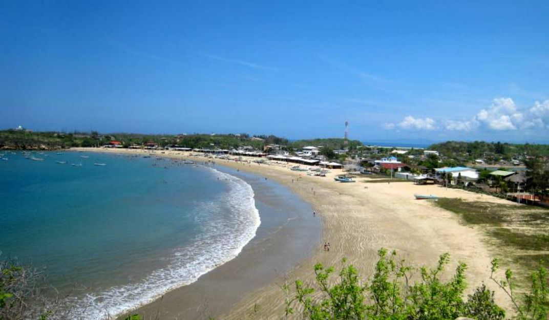 Ayangue Beach, Santa Elena - Ecuador Beaches – Top 16 Beaches and Where to Stay